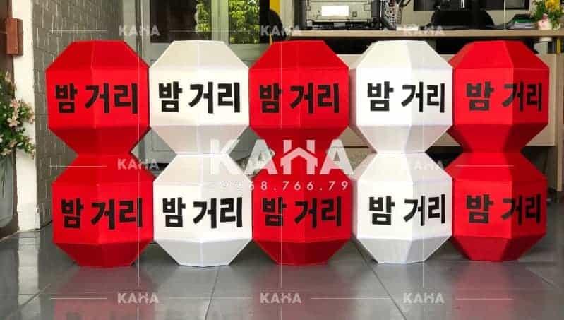 Đèn Vải KAHA-Đèn Hàn Quốc