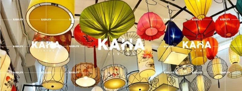 Đèn Vải KAHA-Showroom