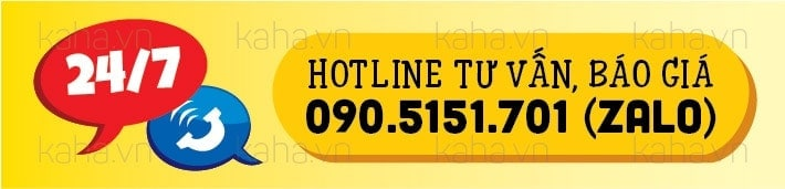 Đèn Vải KAHA-Hotline KAHA