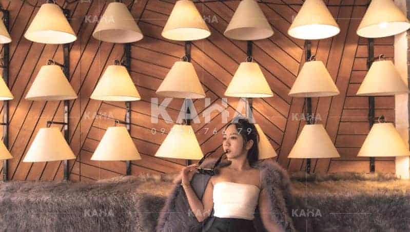 Đèn vải KAHA - Gia công chụp đèn vải